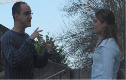 comunicación con lenguajes de signo