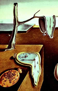 surrealismo por Salvador Dalí