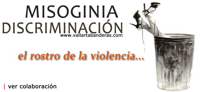 """""""violencia de género"""" """"feminismo y misoginia"""" """"ideología machista:misoginia"""""""