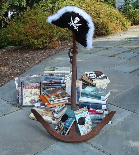 piratería de libros