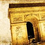 historia del arco del triunfo