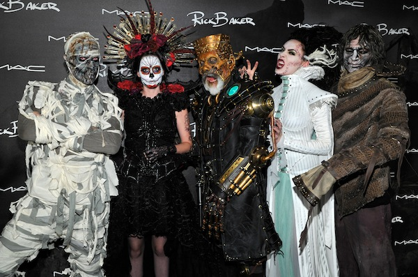 MAC Cosmetics And Rick Baker's Monster Mash