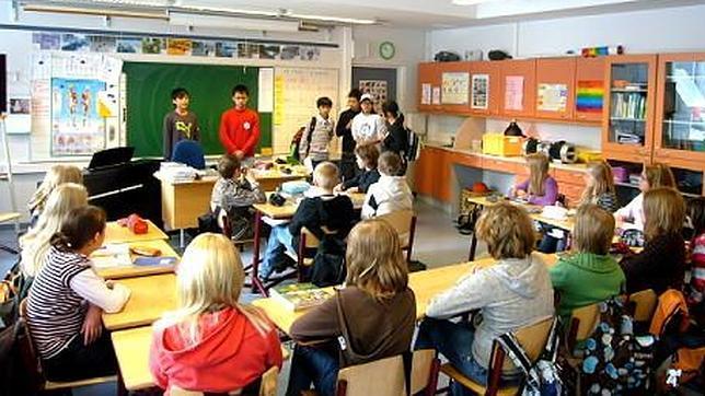 El modelo educativo en Finlandia