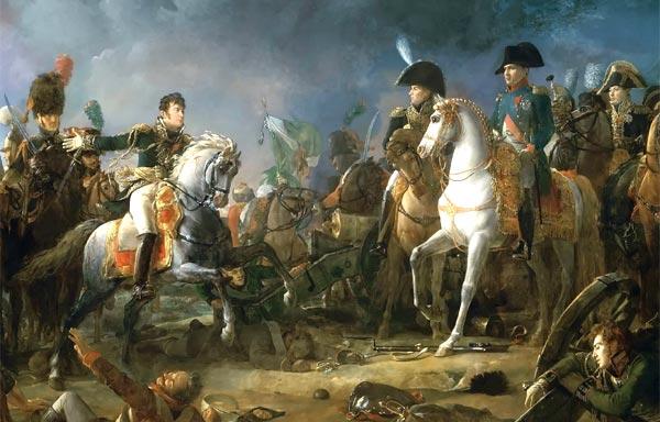 Las Guerras Napoleónicas