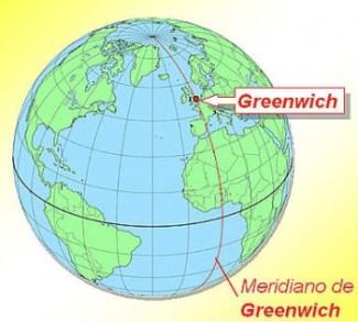 Qué es el meridiano de greenwich